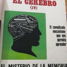 Coleccionismo de Revista Blanco y Negro: EL CEREBRO .EL MISTERIO DE LA MEMORIA . ARTICULO DE 10 PAGINAS AÑO 1973. Lote 204152121