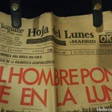 Coleccionismo de Revista Blanco y Negro: LOTE 25 PERIODICOS EL NOTICIERO , AÑOS 60. Lote 204824703