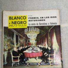 Coleccionismo de Revista Blanco y Negro: REVISTA BLANCO Y NEGRO CONSEJO DE MINISTROS 18 DE JULIO. Lote 205679858