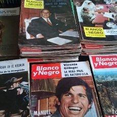 Coleccionismo de Revista Blanco y Negro: 57 REVISTAS BLANCO Y NEGRO AÑOS 1960 - 1961- 1962 - 1964.... Lote 205730438