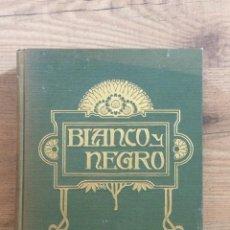 Coleccionismo de Revista Blanco y Negro: BLANCO Y NEGRO 1 TOMO MAYO-JUNIO 1958. Lote 205857123