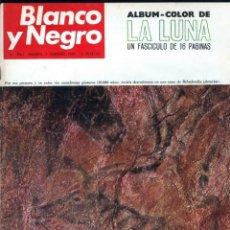 Coleccionismo de Revista Blanco y Negro: BLANCO Y NEGRO 2961 - TITO BUSTILLO JULIENNE ALAIN DELON CHAPLIN KEATON JACQUES TATI - VER FOTOS. Lote 206882245