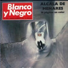 Coleccionismo de Revista Blanco y Negro: BLANCO Y NEGRO 2962 - CABO KENEDY DE GAULLE HIDALGO DE CAVIEDES JAN PALACH GEORGES PIRE - VER FOTOS. Lote 206883987