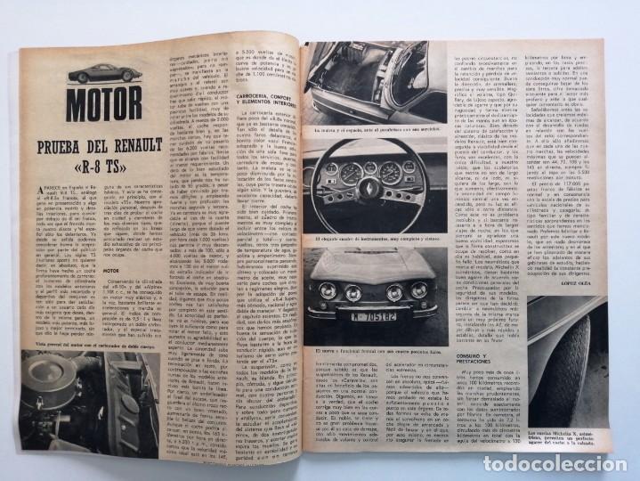 Coleccionismo de Revista Blanco y Negro: Blanco y Negro 2963 Castillo de Bellver Fellini Oliver Twist Nixon Johnson Iraq Maxims - VER FOTOS - Foto 4 - 206884630