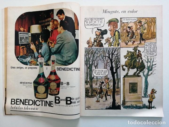 Coleccionismo de Revista Blanco y Negro: Blanco y Negro 2963 Castillo de Bellver Fellini Oliver Twist Nixon Johnson Iraq Maxims - VER FOTOS - Foto 5 - 206884630