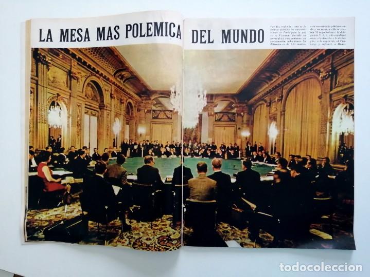 Coleccionismo de Revista Blanco y Negro: Blanco y Negro 2963 Castillo de Bellver Fellini Oliver Twist Nixon Johnson Iraq Maxims - VER FOTOS - Foto 6 - 206884630