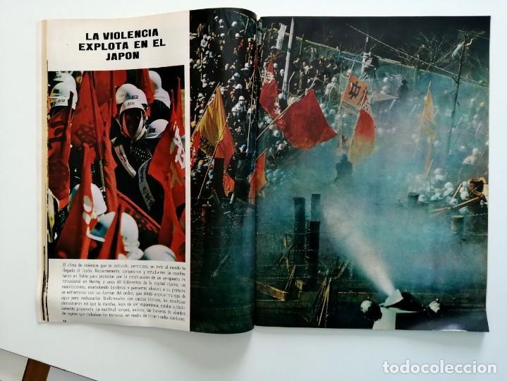 Coleccionismo de Revista Blanco y Negro: Blanco y Negro 2963 Castillo de Bellver Fellini Oliver Twist Nixon Johnson Iraq Maxims - VER FOTOS - Foto 7 - 206884630