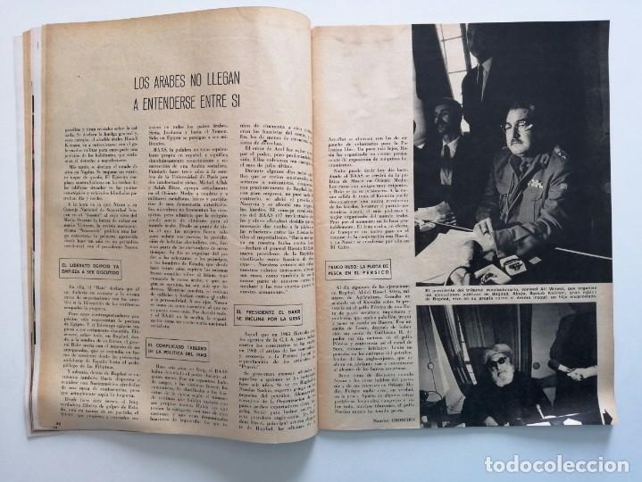 Coleccionismo de Revista Blanco y Negro: Blanco y Negro 2963 Castillo de Bellver Fellini Oliver Twist Nixon Johnson Iraq Maxims - VER FOTOS - Foto 11 - 206884630