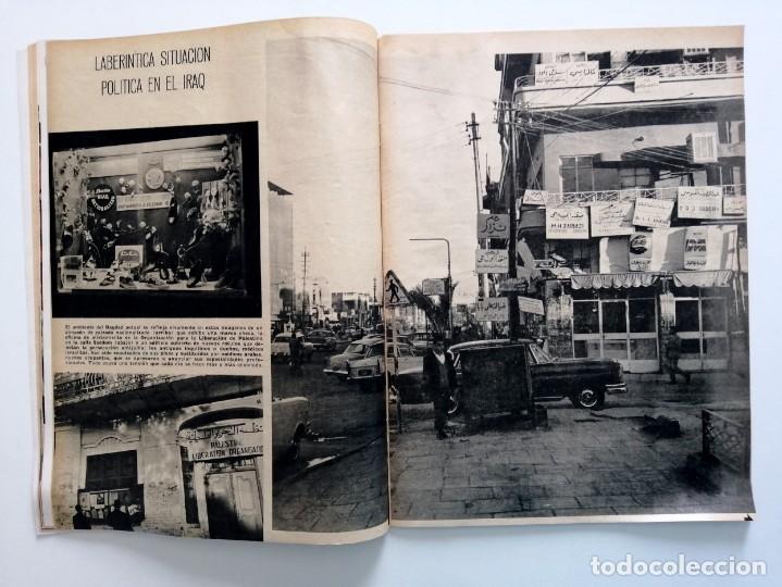 Coleccionismo de Revista Blanco y Negro: Blanco y Negro 2963 Castillo de Bellver Fellini Oliver Twist Nixon Johnson Iraq Maxims - VER FOTOS - Foto 12 - 206884630