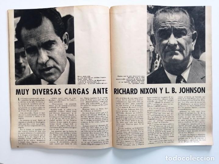 Coleccionismo de Revista Blanco y Negro: Blanco y Negro 2963 Castillo de Bellver Fellini Oliver Twist Nixon Johnson Iraq Maxims - VER FOTOS - Foto 15 - 206884630
