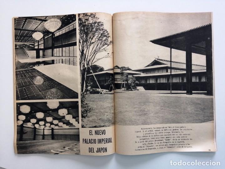 Coleccionismo de Revista Blanco y Negro: Blanco y Negro 2963 Castillo de Bellver Fellini Oliver Twist Nixon Johnson Iraq Maxims - VER FOTOS - Foto 16 - 206884630