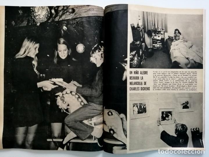 Coleccionismo de Revista Blanco y Negro: Blanco y Negro 2963 Castillo de Bellver Fellini Oliver Twist Nixon Johnson Iraq Maxims - VER FOTOS - Foto 17 - 206884630