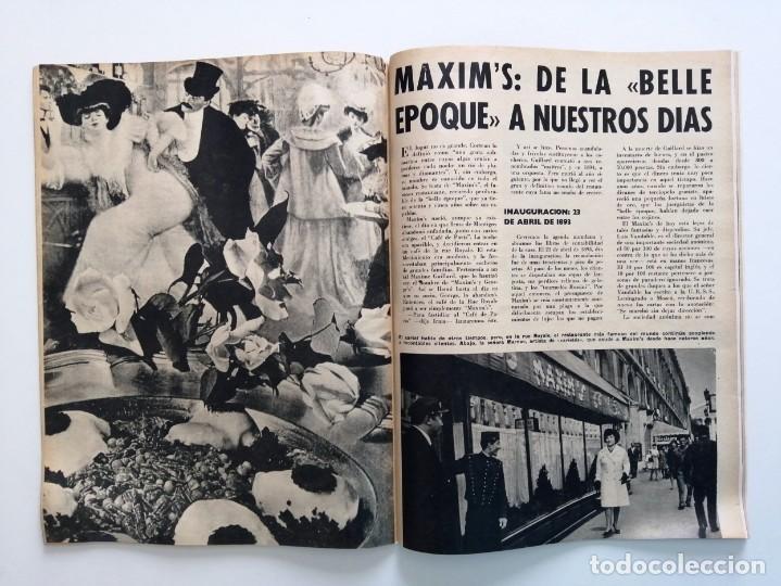 Coleccionismo de Revista Blanco y Negro: Blanco y Negro 2963 Castillo de Bellver Fellini Oliver Twist Nixon Johnson Iraq Maxims - VER FOTOS - Foto 18 - 206884630