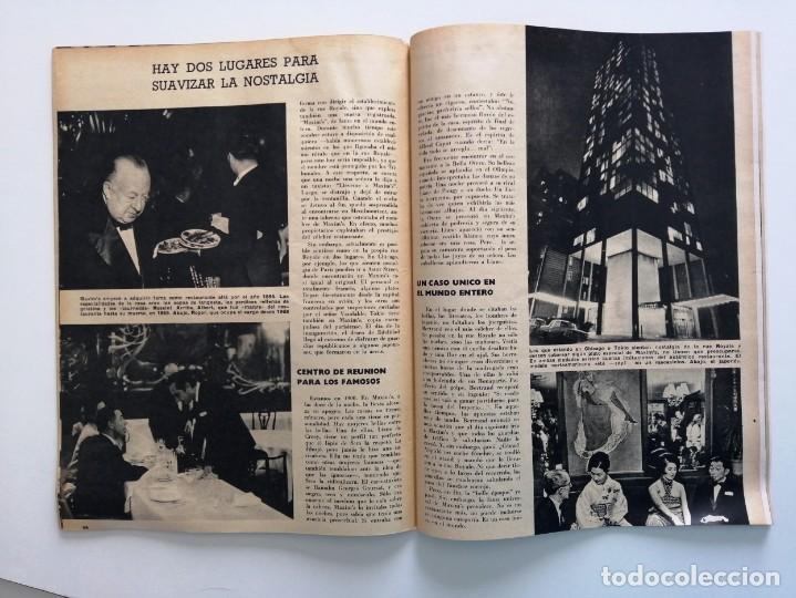 Coleccionismo de Revista Blanco y Negro: Blanco y Negro 2963 Castillo de Bellver Fellini Oliver Twist Nixon Johnson Iraq Maxims - VER FOTOS - Foto 19 - 206884630