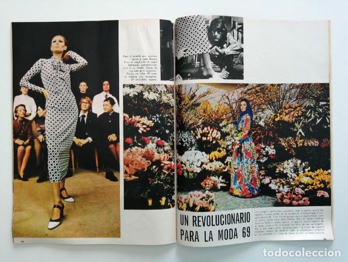 Coleccionismo de Revista Blanco y Negro: Blanco y Negro 2963 Castillo de Bellver Fellini Oliver Twist Nixon Johnson Iraq Maxims - VER FOTOS - Foto 20 - 206884630
