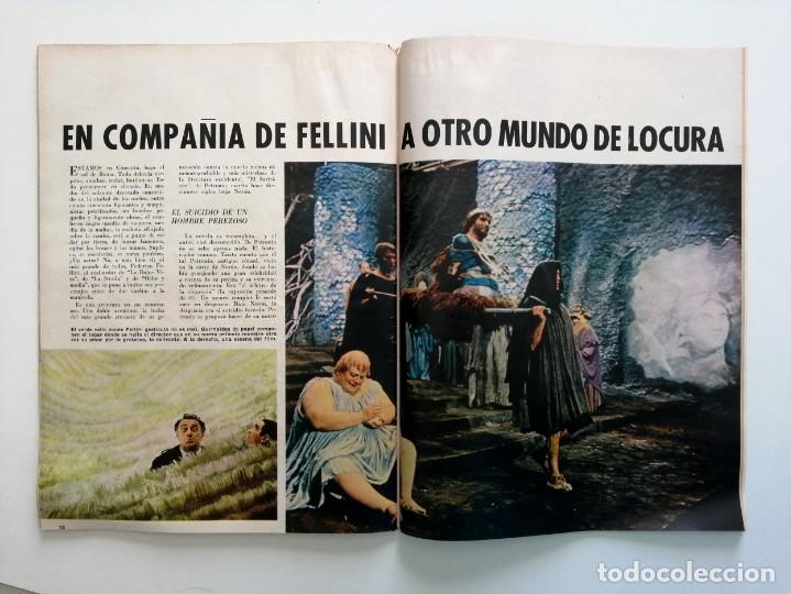 Coleccionismo de Revista Blanco y Negro: Blanco y Negro 2963 Castillo de Bellver Fellini Oliver Twist Nixon Johnson Iraq Maxims - VER FOTOS - Foto 21 - 206884630