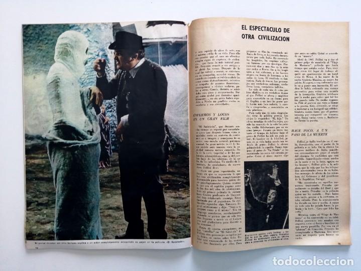 Coleccionismo de Revista Blanco y Negro: Blanco y Negro 2963 Castillo de Bellver Fellini Oliver Twist Nixon Johnson Iraq Maxims - VER FOTOS - Foto 22 - 206884630