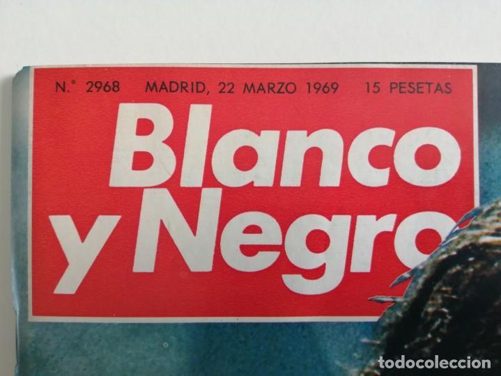 Coleccionismo de Revista Blanco y Negro: Blanco y Negro 2968 - Salomé Paquirri Paul McCartney Beatles Apolo 9 M. Carmen Prendes - VER FOTOS - Foto 4 - 206886238