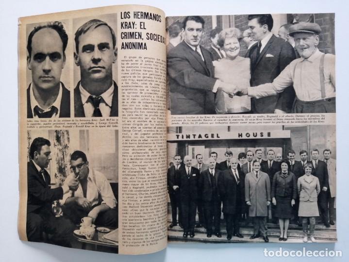 Coleccionismo de Revista Blanco y Negro: Blanco y Negro 2968 - Salomé Paquirri Paul McCartney Beatles Apolo 9 M. Carmen Prendes - VER FOTOS - Foto 5 - 206886238