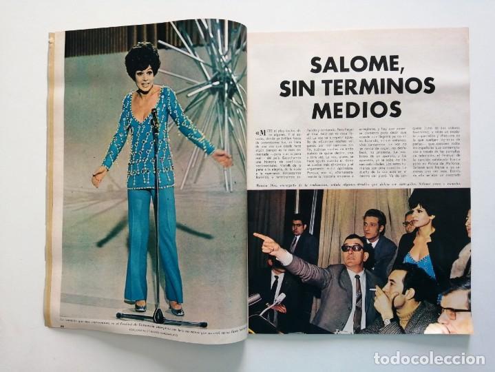 Coleccionismo de Revista Blanco y Negro: Blanco y Negro 2968 - Salomé Paquirri Paul McCartney Beatles Apolo 9 M. Carmen Prendes - VER FOTOS - Foto 7 - 206886238