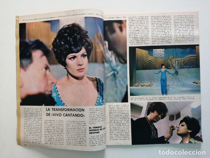 Coleccionismo de Revista Blanco y Negro: Blanco y Negro 2968 - Salomé Paquirri Paul McCartney Beatles Apolo 9 M. Carmen Prendes - VER FOTOS - Foto 8 - 206886238