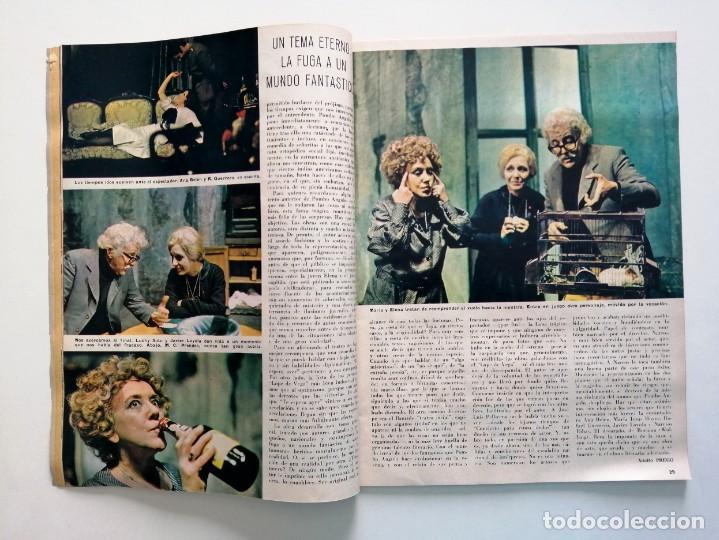 Coleccionismo de Revista Blanco y Negro: Blanco y Negro 2968 - Salomé Paquirri Paul McCartney Beatles Apolo 9 M. Carmen Prendes - VER FOTOS - Foto 10 - 206886238