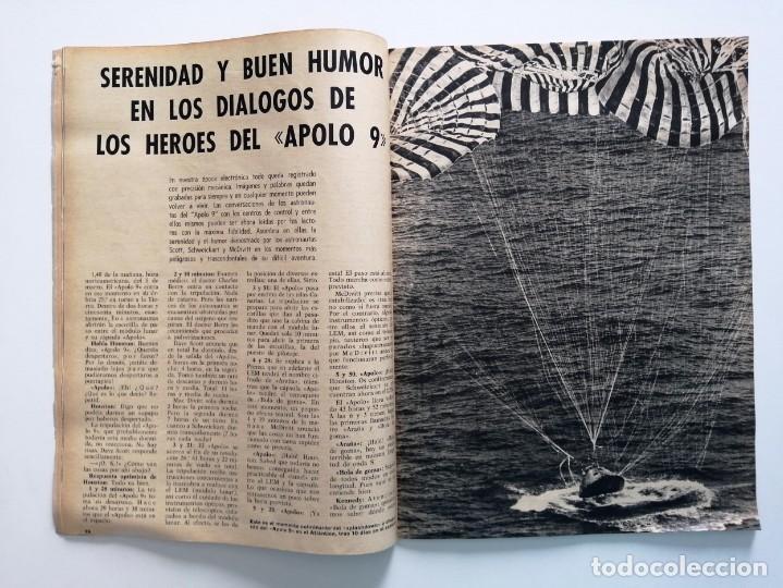 Coleccionismo de Revista Blanco y Negro: Blanco y Negro 2968 - Salomé Paquirri Paul McCartney Beatles Apolo 9 M. Carmen Prendes - VER FOTOS - Foto 13 - 206886238