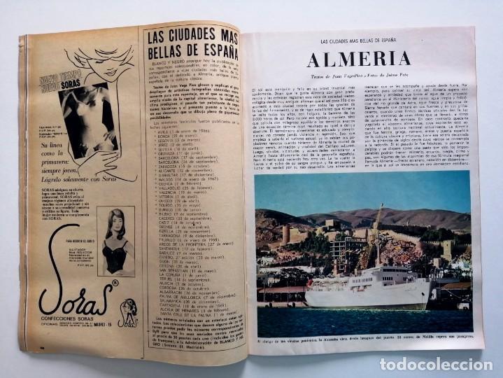 Coleccionismo de Revista Blanco y Negro: Blanco y Negro 2968 - Salomé Paquirri Paul McCartney Beatles Apolo 9 M. Carmen Prendes - VER FOTOS - Foto 15 - 206886238