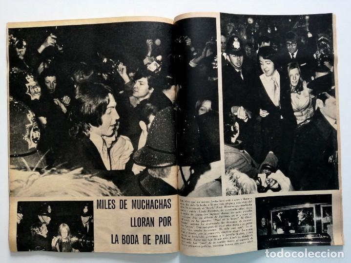 Coleccionismo de Revista Blanco y Negro: Blanco y Negro 2968 - Salomé Paquirri Paul McCartney Beatles Apolo 9 M. Carmen Prendes - VER FOTOS - Foto 19 - 206886238