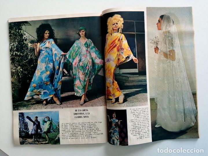 Coleccionismo de Revista Blanco y Negro: Blanco y Negro 2968 - Salomé Paquirri Paul McCartney Beatles Apolo 9 M. Carmen Prendes - VER FOTOS - Foto 22 - 206886238