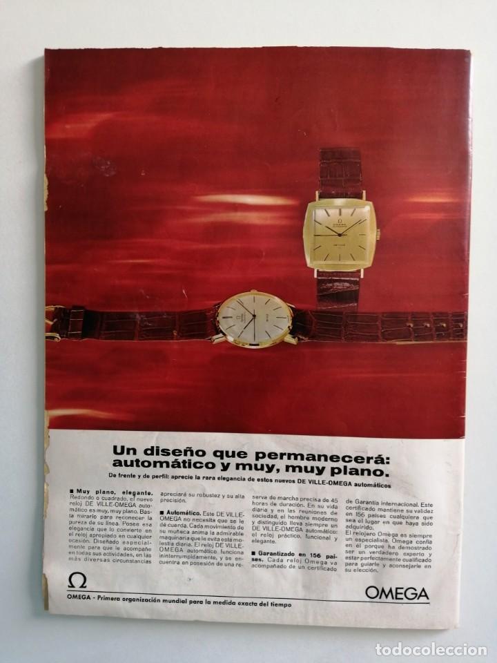 Coleccionismo de Revista Blanco y Negro: Blanco y Negro 2968 - Salomé Paquirri Paul McCartney Beatles Apolo 9 M. Carmen Prendes - VER FOTOS - Foto 25 - 206886238