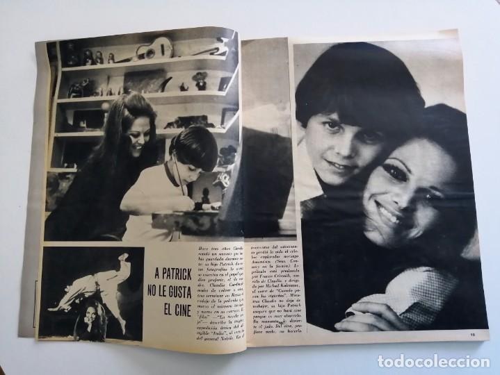 Coleccionismo de Revista Blanco y Negro: Blanco y Negro 2973 - Reina Victoria Eugenia Claudia Cardinale de Gaulle Curro Romero - VER FOTOS - Foto 4 - 206893877