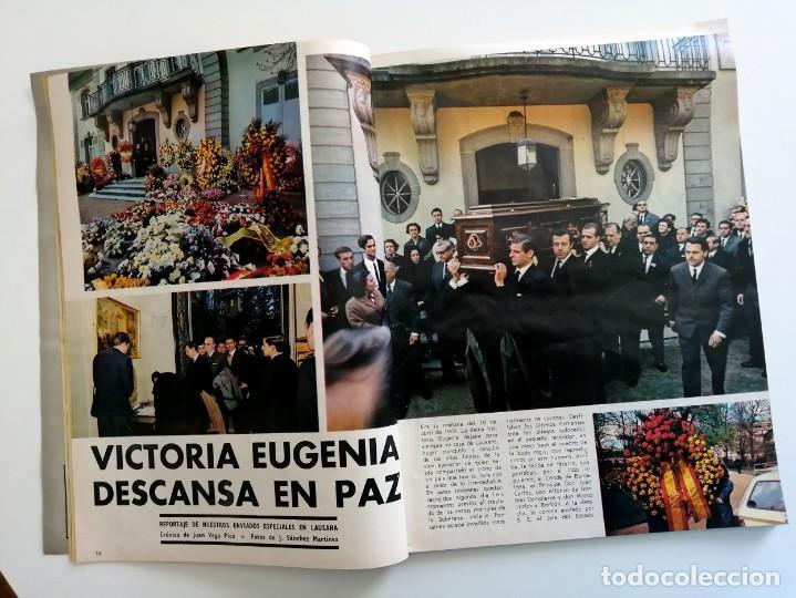 Coleccionismo de Revista Blanco y Negro: Blanco y Negro 2973 - Reina Victoria Eugenia Claudia Cardinale de Gaulle Curro Romero - VER FOTOS - Foto 5 - 206893877