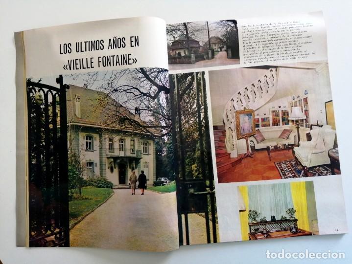 Coleccionismo de Revista Blanco y Negro: Blanco y Negro 2973 - Reina Victoria Eugenia Claudia Cardinale de Gaulle Curro Romero - VER FOTOS - Foto 6 - 206893877