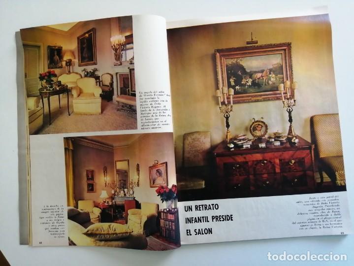 Coleccionismo de Revista Blanco y Negro: Blanco y Negro 2973 - Reina Victoria Eugenia Claudia Cardinale de Gaulle Curro Romero - VER FOTOS - Foto 8 - 206893877