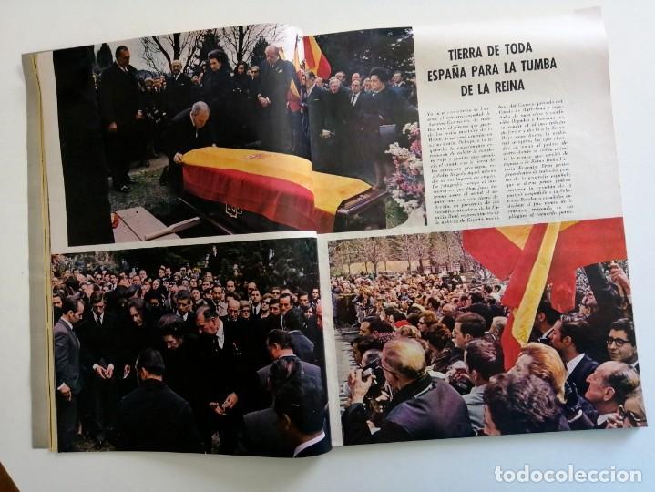 Coleccionismo de Revista Blanco y Negro: Blanco y Negro 2973 - Reina Victoria Eugenia Claudia Cardinale de Gaulle Curro Romero - VER FOTOS - Foto 9 - 206893877