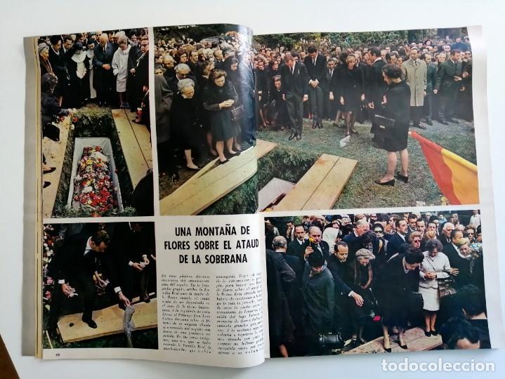 Coleccionismo de Revista Blanco y Negro: Blanco y Negro 2973 - Reina Victoria Eugenia Claudia Cardinale de Gaulle Curro Romero - VER FOTOS - Foto 10 - 206893877