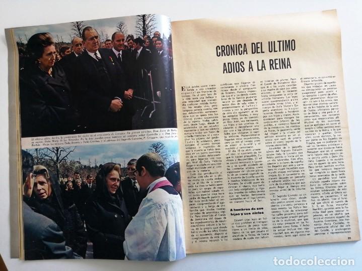 Coleccionismo de Revista Blanco y Negro: Blanco y Negro 2973 - Reina Victoria Eugenia Claudia Cardinale de Gaulle Curro Romero - VER FOTOS - Foto 11 - 206893877