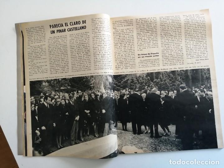 Coleccionismo de Revista Blanco y Negro: Blanco y Negro 2973 - Reina Victoria Eugenia Claudia Cardinale de Gaulle Curro Romero - VER FOTOS - Foto 12 - 206893877