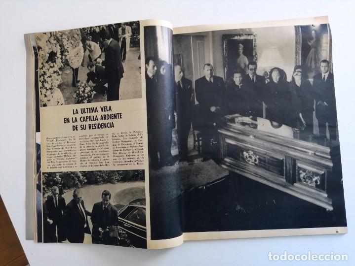Coleccionismo de Revista Blanco y Negro: Blanco y Negro 2973 - Reina Victoria Eugenia Claudia Cardinale de Gaulle Curro Romero - VER FOTOS - Foto 13 - 206893877