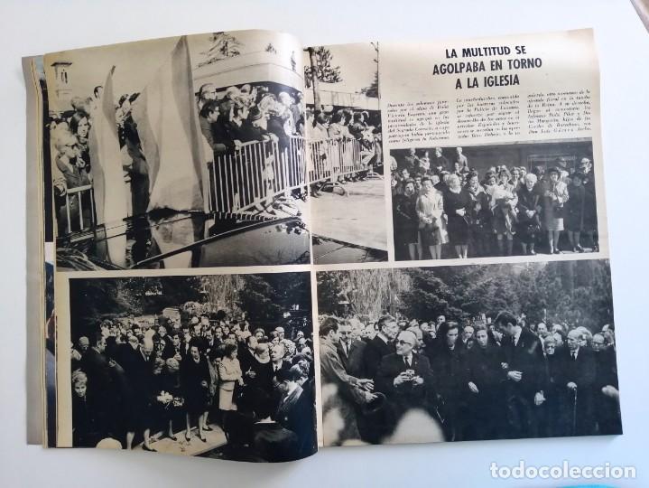 Coleccionismo de Revista Blanco y Negro: Blanco y Negro 2973 - Reina Victoria Eugenia Claudia Cardinale de Gaulle Curro Romero - VER FOTOS - Foto 14 - 206893877