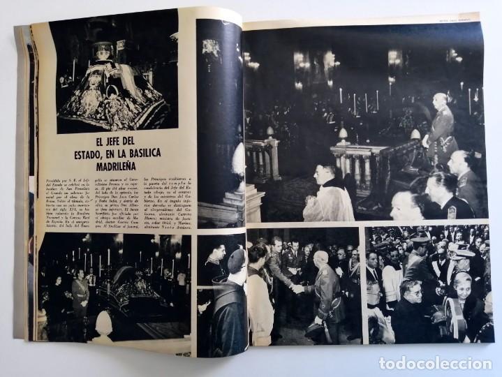 Coleccionismo de Revista Blanco y Negro: Blanco y Negro 2973 - Reina Victoria Eugenia Claudia Cardinale de Gaulle Curro Romero - VER FOTOS - Foto 16 - 206893877