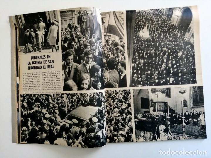 Coleccionismo de Revista Blanco y Negro: Blanco y Negro 2973 - Reina Victoria Eugenia Claudia Cardinale de Gaulle Curro Romero - VER FOTOS - Foto 17 - 206893877