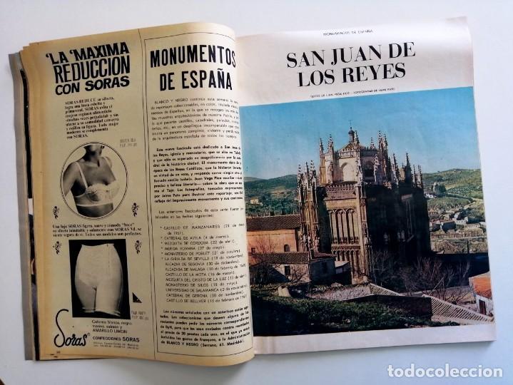 Coleccionismo de Revista Blanco y Negro: Blanco y Negro 2973 - Reina Victoria Eugenia Claudia Cardinale de Gaulle Curro Romero - VER FOTOS - Foto 20 - 206893877