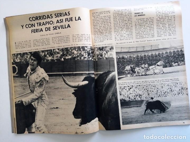 Coleccionismo de Revista Blanco y Negro: Blanco y Negro 2973 - Reina Victoria Eugenia Claudia Cardinale de Gaulle Curro Romero - VER FOTOS - Foto 24 - 206893877