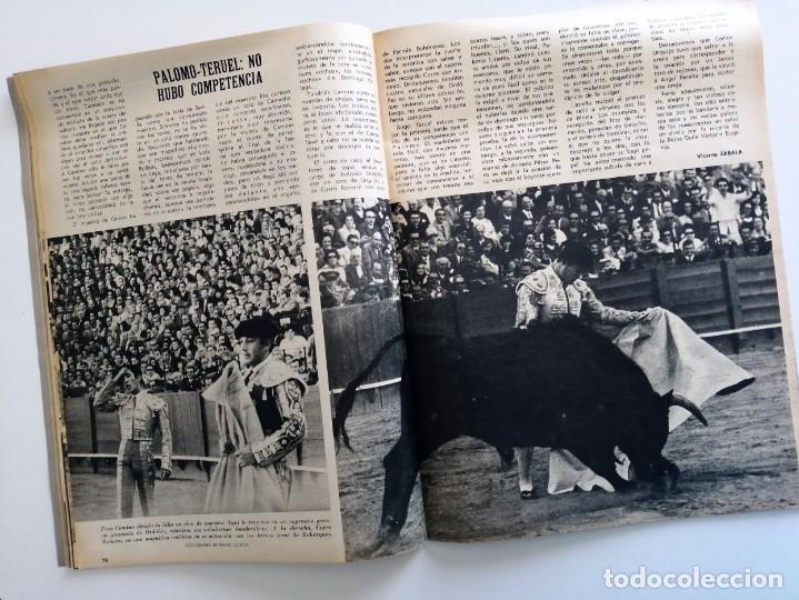 Coleccionismo de Revista Blanco y Negro: Blanco y Negro 2973 - Reina Victoria Eugenia Claudia Cardinale de Gaulle Curro Romero - VER FOTOS - Foto 26 - 206893877