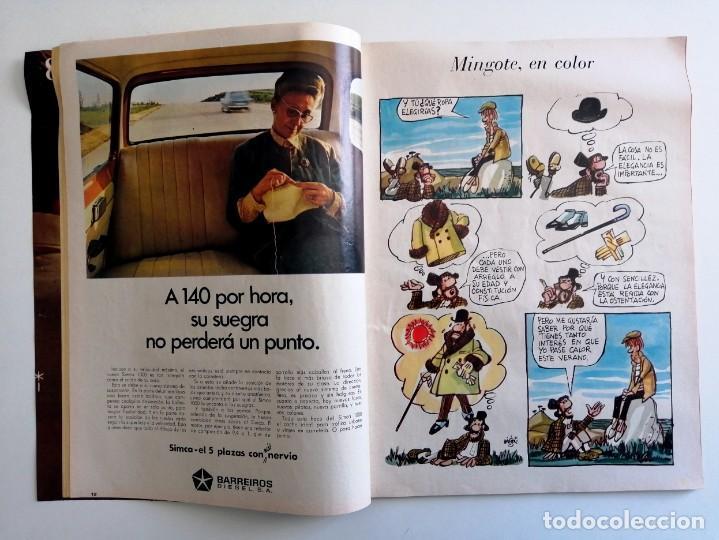 Coleccionismo de Revista Blanco y Negro: Blanco y Negro 2979 - Concha Espina Aniversario victoria Franco Apolo 10 Maria Callas - VER FOTOS - Foto 3 - 206894967