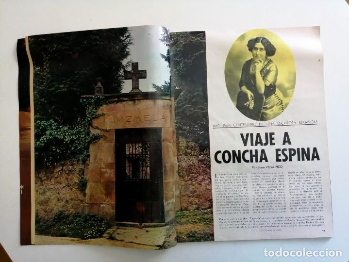 Coleccionismo de Revista Blanco y Negro: Blanco y Negro 2979 - Concha Espina Aniversario victoria Franco Apolo 10 Maria Callas - VER FOTOS - Foto 4 - 206894967