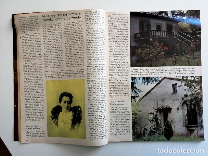 Coleccionismo de Revista Blanco y Negro: Blanco y Negro 2979 - Concha Espina Aniversario victoria Franco Apolo 10 Maria Callas - VER FOTOS - Foto 5 - 206894967