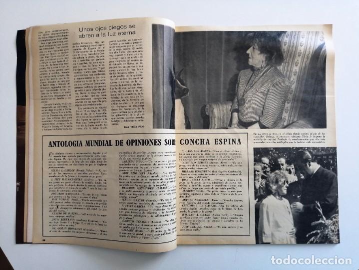 Coleccionismo de Revista Blanco y Negro: Blanco y Negro 2979 - Concha Espina Aniversario victoria Franco Apolo 10 Maria Callas - VER FOTOS - Foto 8 - 206894967